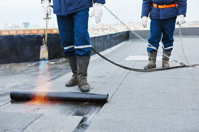 Greater Hudson Valley's flat roof contractor