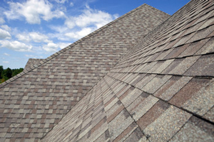 Homes roofed with asphalt shingles in Newburgh